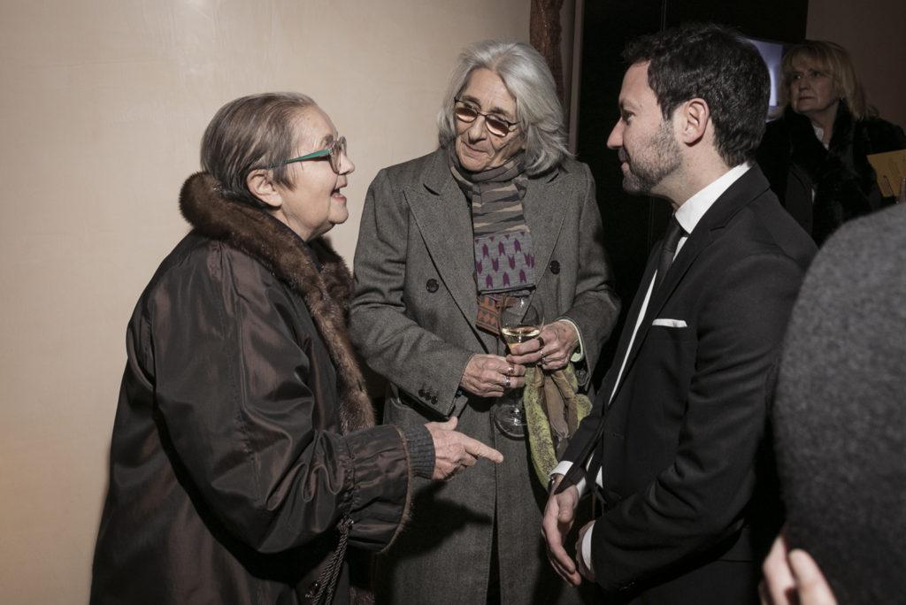 Deanna Farneti Cera, Dina Azzolini, Emmanuele C. Randazzo M.