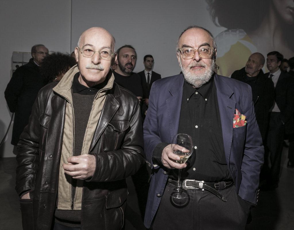 Roger Corona, Maurizio Rebuzzini