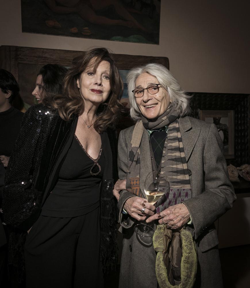 Ivana Bastianello, Dina Azzolini