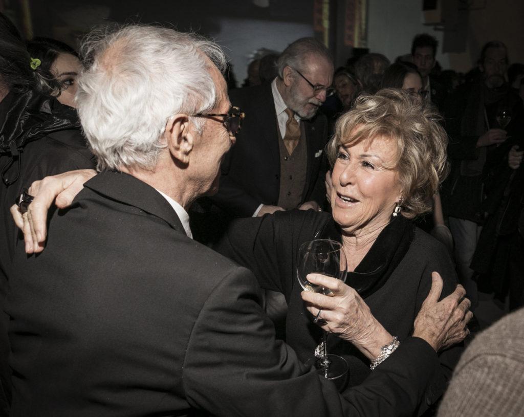 Gian Paolo Barbieri, Loretta Bonifaccini
