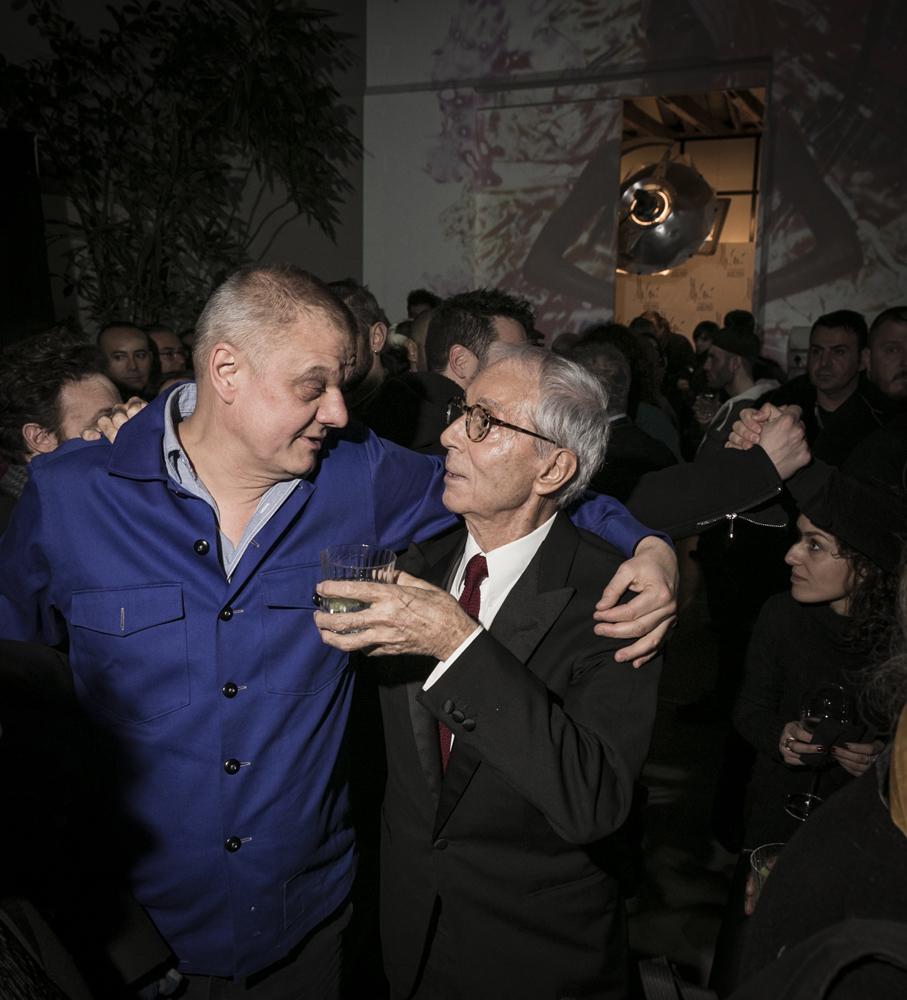 Gian Paolo Barbieri, Roberto Dapozzo
