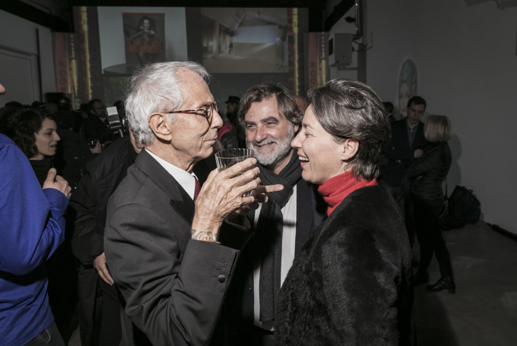 Gian Paolo Barbieri, Gianluigi Colin, Brigitte Niedermair