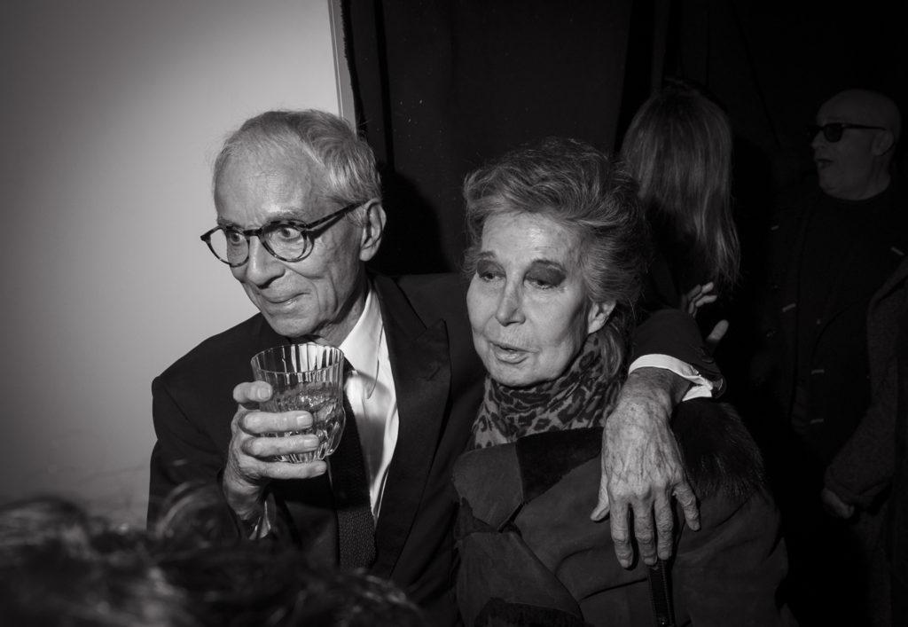 Gian Paolo Barbieri, Giovanna Borletti