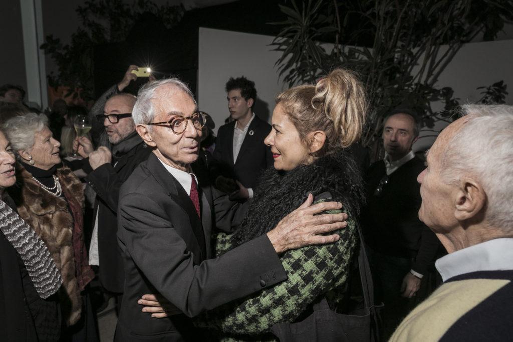 Gian Paolo Barbieri, Monica Silva