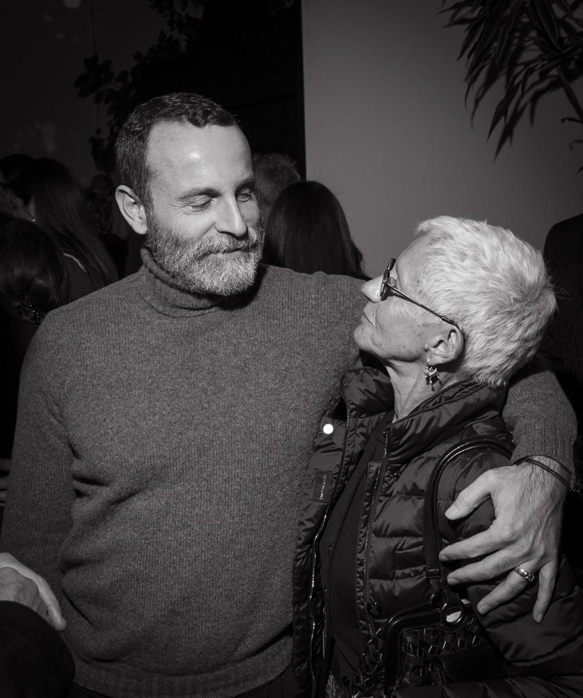 Vincenzo Castaldo, Milka Pogliani