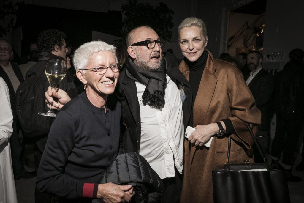 Milka Pogliani, Oliviero Leti, Simonetta Gianfelici