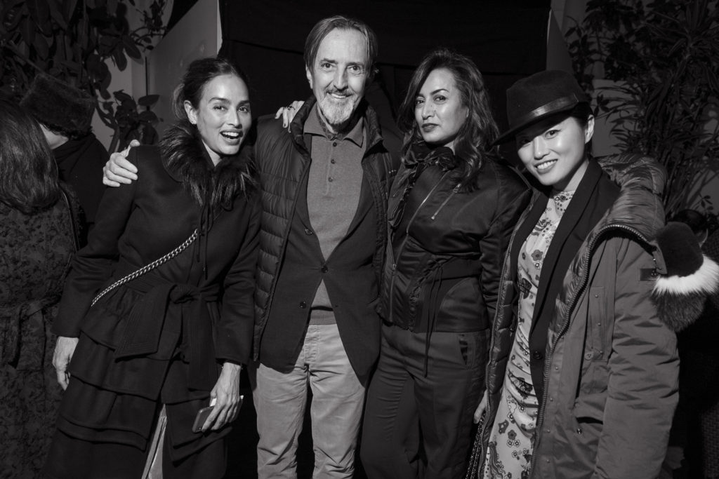 Leticia Herrera, Giovanni Gastel, Maria Buccellati, Beau Hemm