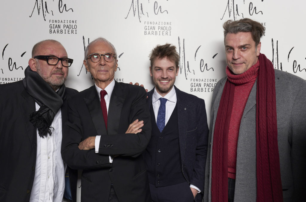 Oliviero Leti, Gian Paolo Barbieri, Pietro Della Lucia, Antonio Mancinelli