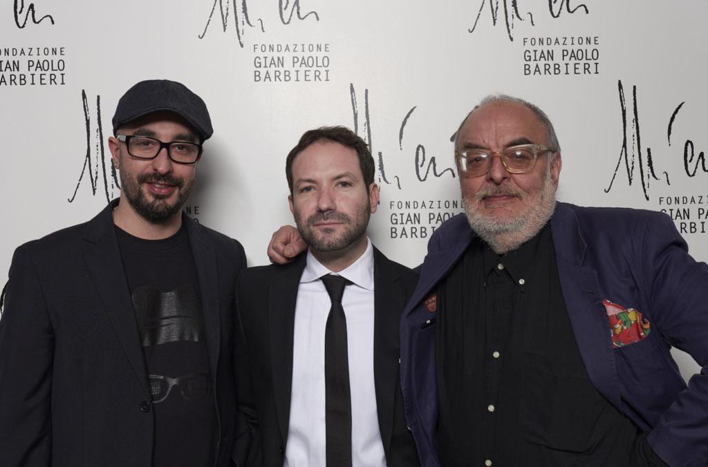 Filippo Rebuzzini, Emmanuele C. Randazzo M., Maurizio Rebuzzini