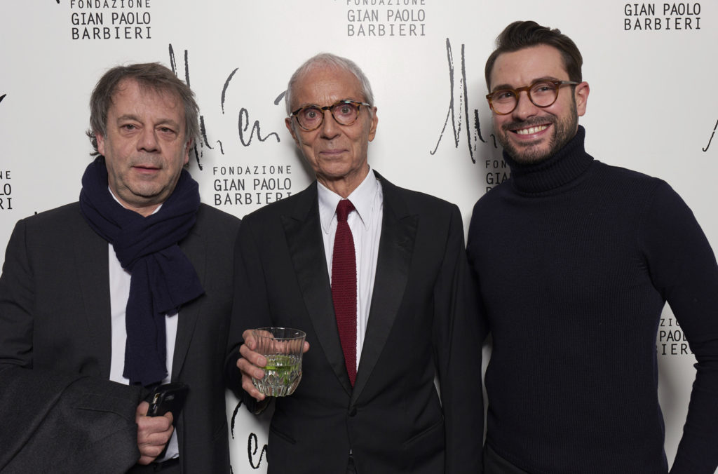 Eugenio Calini, Gian Paolo Barbieri, Luca Casulli