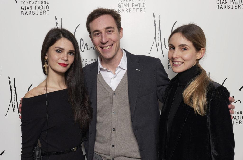 Daiana Di Finizio, Nicola Davanzo, Margherita Campart