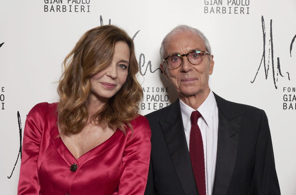 Elena Miglio, Gian Paolo Barbieri