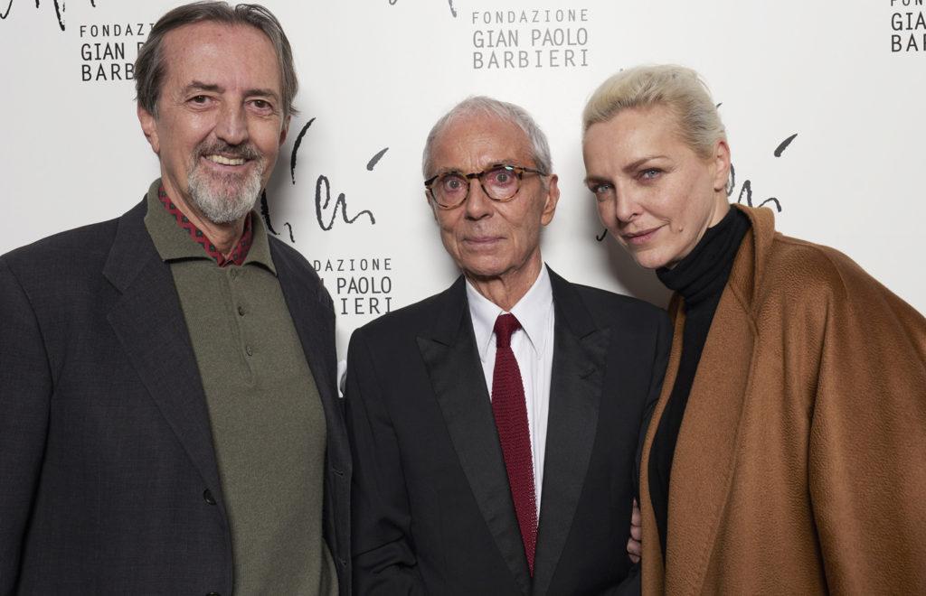 Giovanni Gastel, Gian Paolo Barbieri, Simonetta Gianfelici
