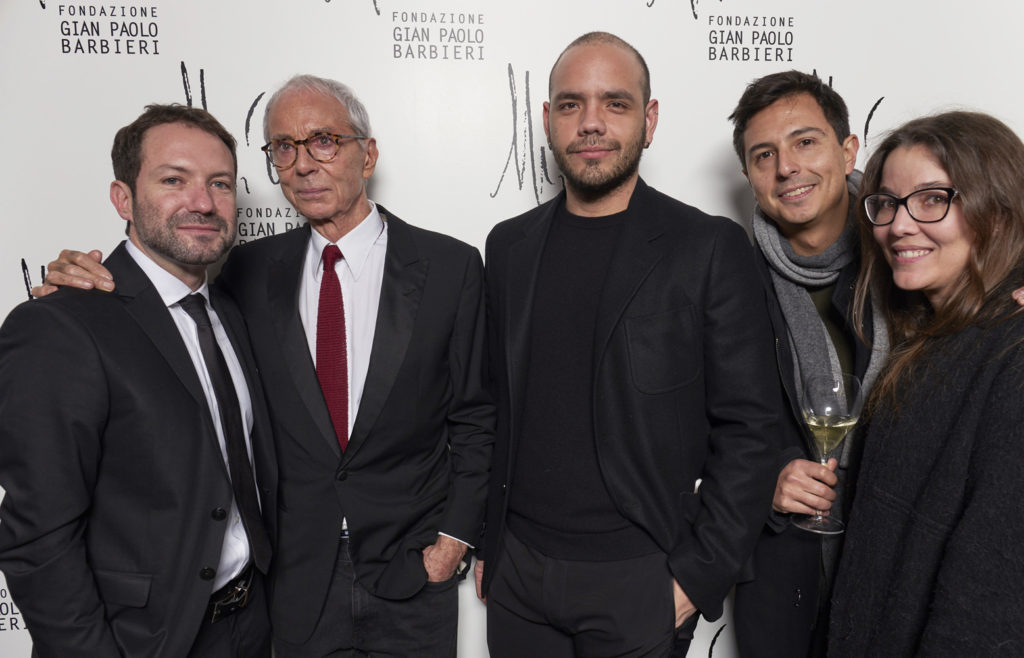 Emmanuele C. Randazzo M., Gian Paolo Barbieri, Juan Dario Conde, Juan Pablo Giraldo, Blanca Banares