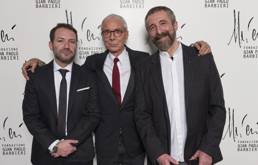 Emmanuele C. Randazzo M., Gian Paolo Barbieri, Roberto Tomesani
