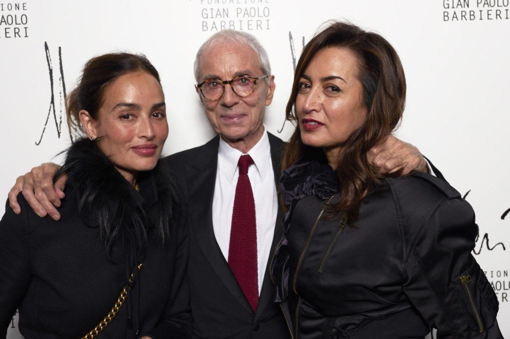 Leticia Herrera, Gian Paolo Barbieri, Maria Buccellati
