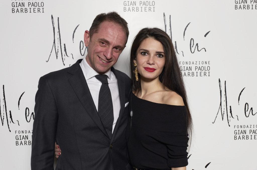 Riccardo Barbieri, Daiana Di Finizio