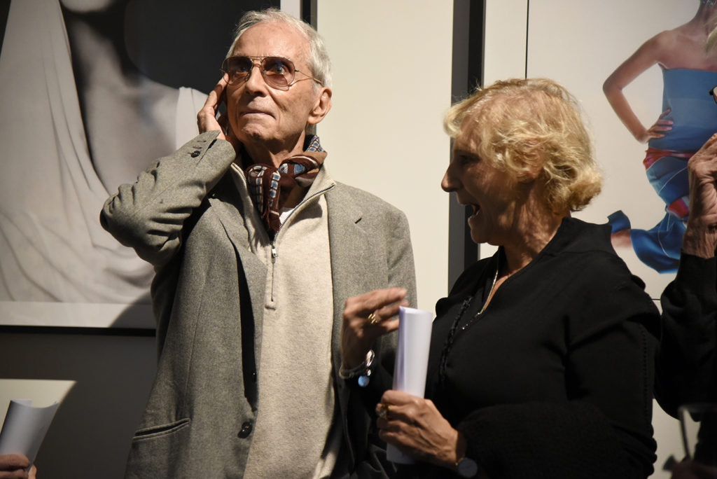 Gian Paolo Barbieri, Luisella Foiadelli