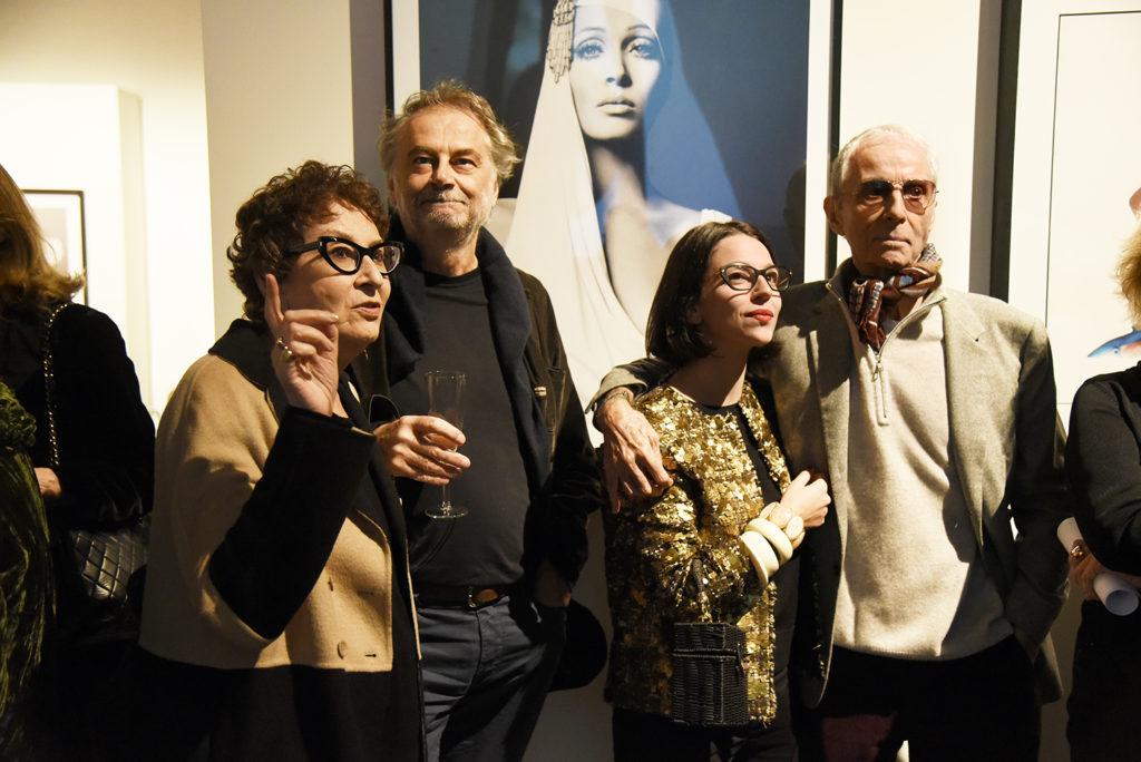 Adriana Glaviano, Piero Gemelli, Maria Vittoria Baravelli, Gian Paolo Barbieri