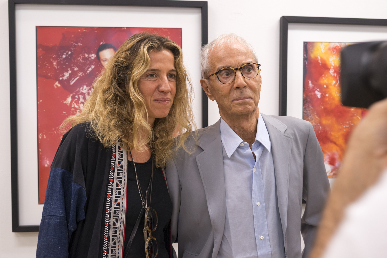Giada Barbieri e Gian Paolo Barbieri