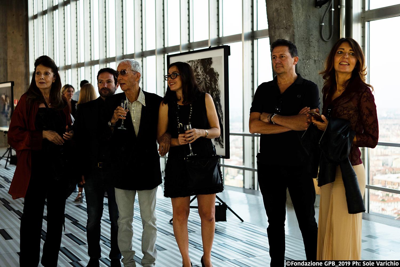 Ivana Bastianello, Emmanuele Randazzo, Federica Masin, Giorgio Zaffirio