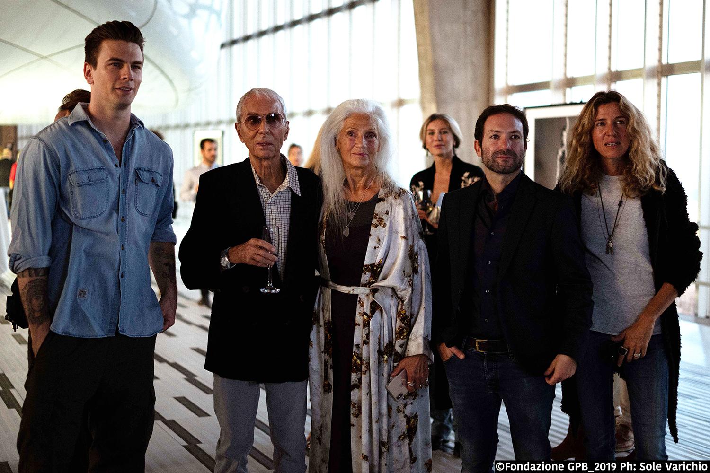 Branislav Jankic, Gian Paolo Barbieri, Ingmari Lamy, Emmanuele Randazzo, Giada Barbieri