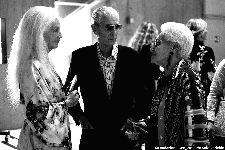 Ingmari Lamy, Gian Paolo Barbieri, Rosita Missoni