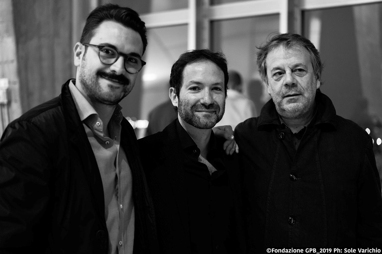 Luca Casulli, Emmanuele Radazzo, Eugenio Calini