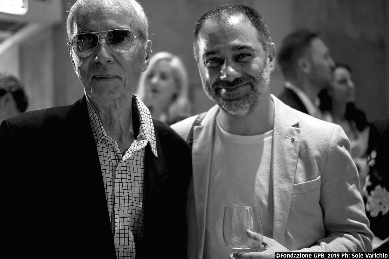 Gian Paolo Barbieri, Maurizio Beucci