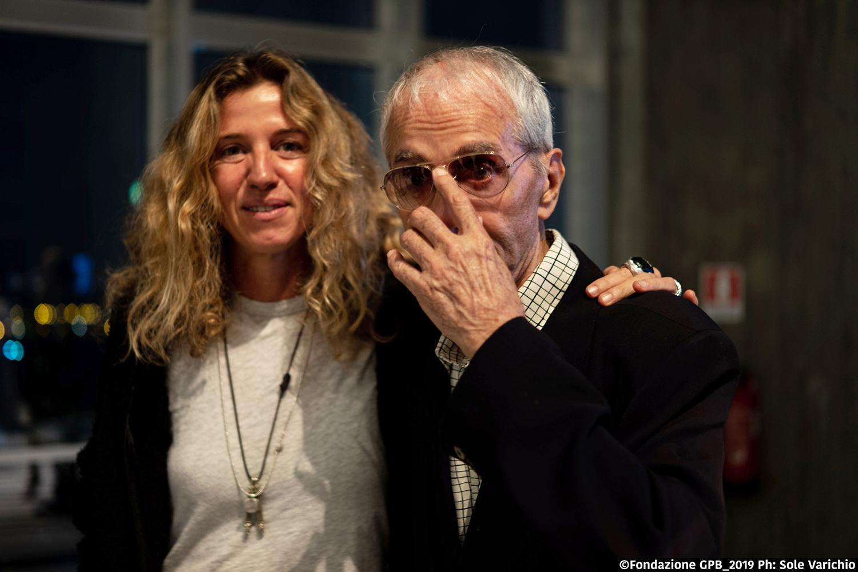 Giada Barbieri, Gian Paolo Barbieri