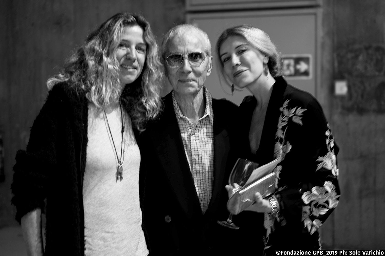 Giada Barbieri, Gian Paolo Barbieri, Marika Martina