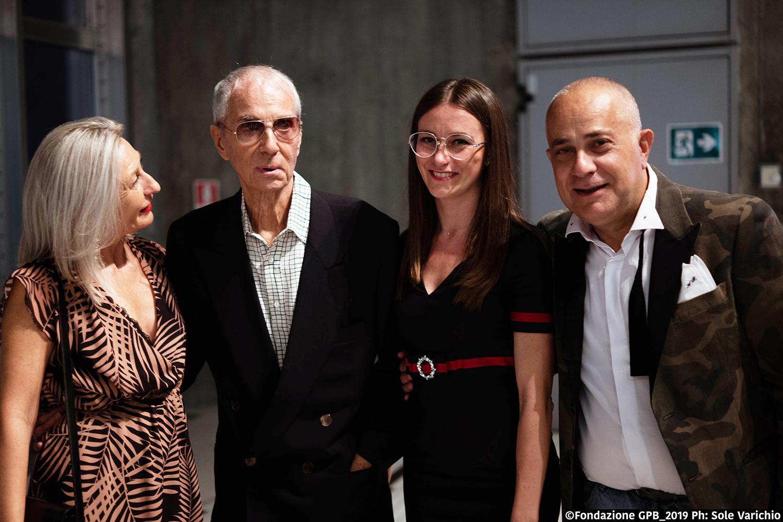 Marta Menegon, Gian Paolo Barbieri, Sara Arrigoni, Antonello Grimaldi