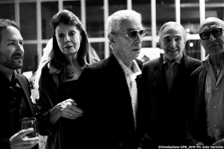 Emmanuele Randazzo, Ivana Bastianello, Gian Paolo Barbieri, Ettore Molinario