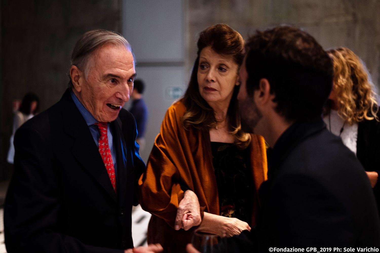 Ivana Bastianello, Emmanuele Randazzo