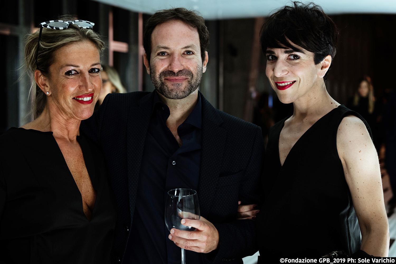 Elisa Mori, Emmanuele Randazzo, Giorgia Berardinelli
