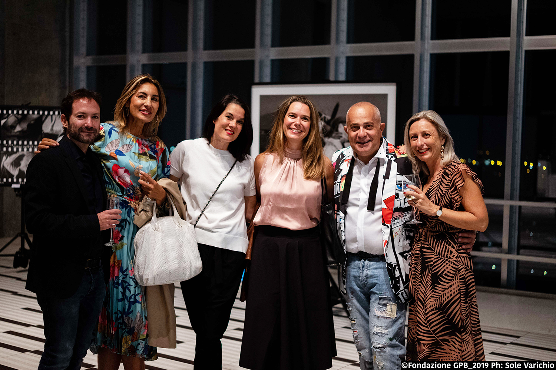 Emmanuele Randazzo, Antonello Grimaldi, Marta Menegon