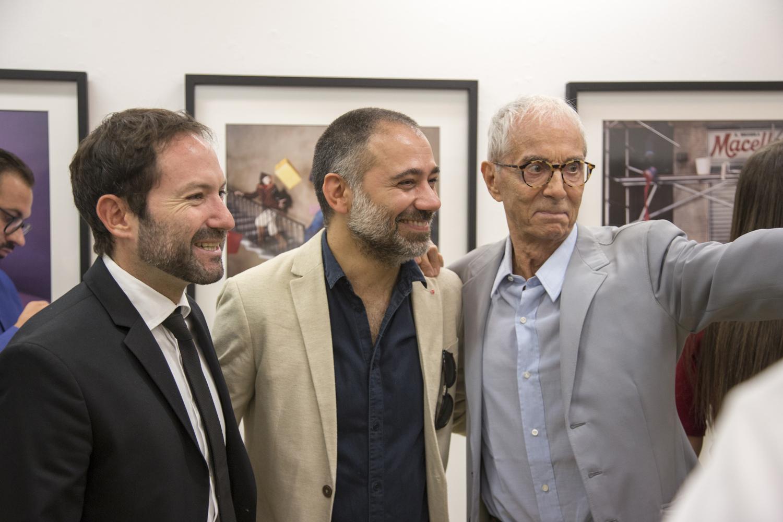 Emmanuele Randazzo, Maurizio Beucci, Gian Paolo Barbieri