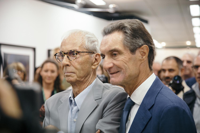 Gian Paolo Barbieri, Attilio Fontana