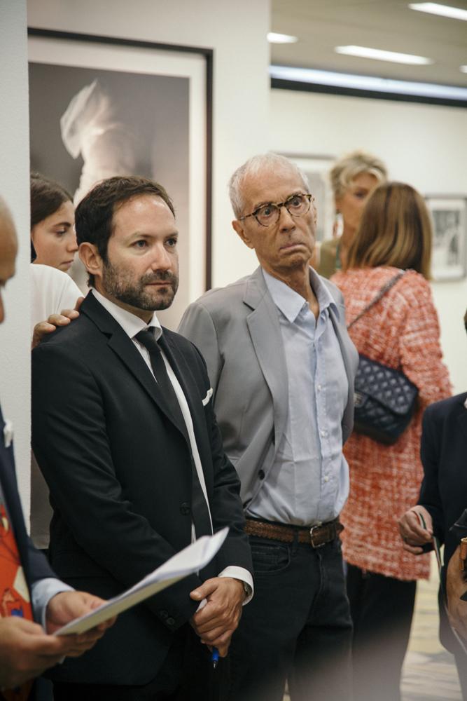 Emmanuele Radazzo e Gian Paolo Barbieri