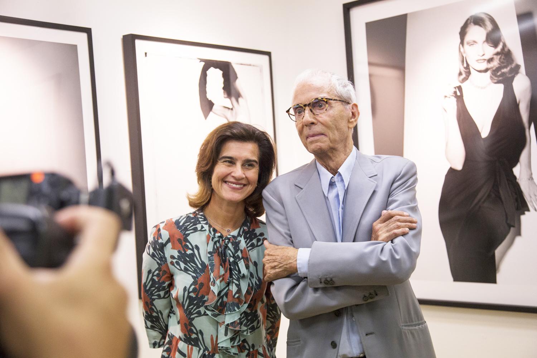 Lorenza Castelli e Gian Paolo Barbieri