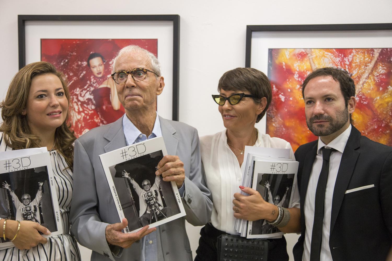 Valentina Nasso, Gian Paolo Barbieri, Palma Sopito e Emmanuele Randazzo