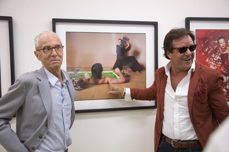 Gian Paolo Barbieri e Giuseppe Renga