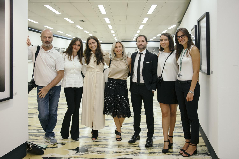 Stefano Zarpellon, Sara Arrigoni, Giulia Manca, Marta Menegon, Emmanuele Randazzo, Heliya Haq e Ilaria Leonardi
