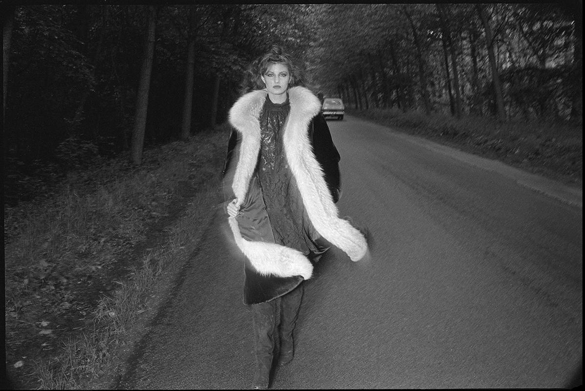 Manteau Grosvenor, Vogue Paris 1977 © Gian Paolo Barbieri