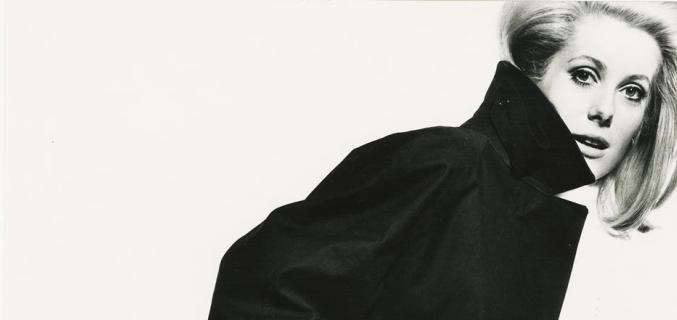 Catherine Deneuve by David Bailey, Vogue Paris 1966 © David Bailey